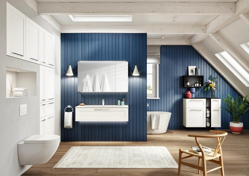 salle de bain nordique